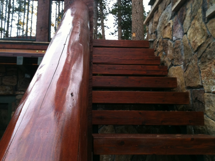 Exterior Staining Drcustompainting