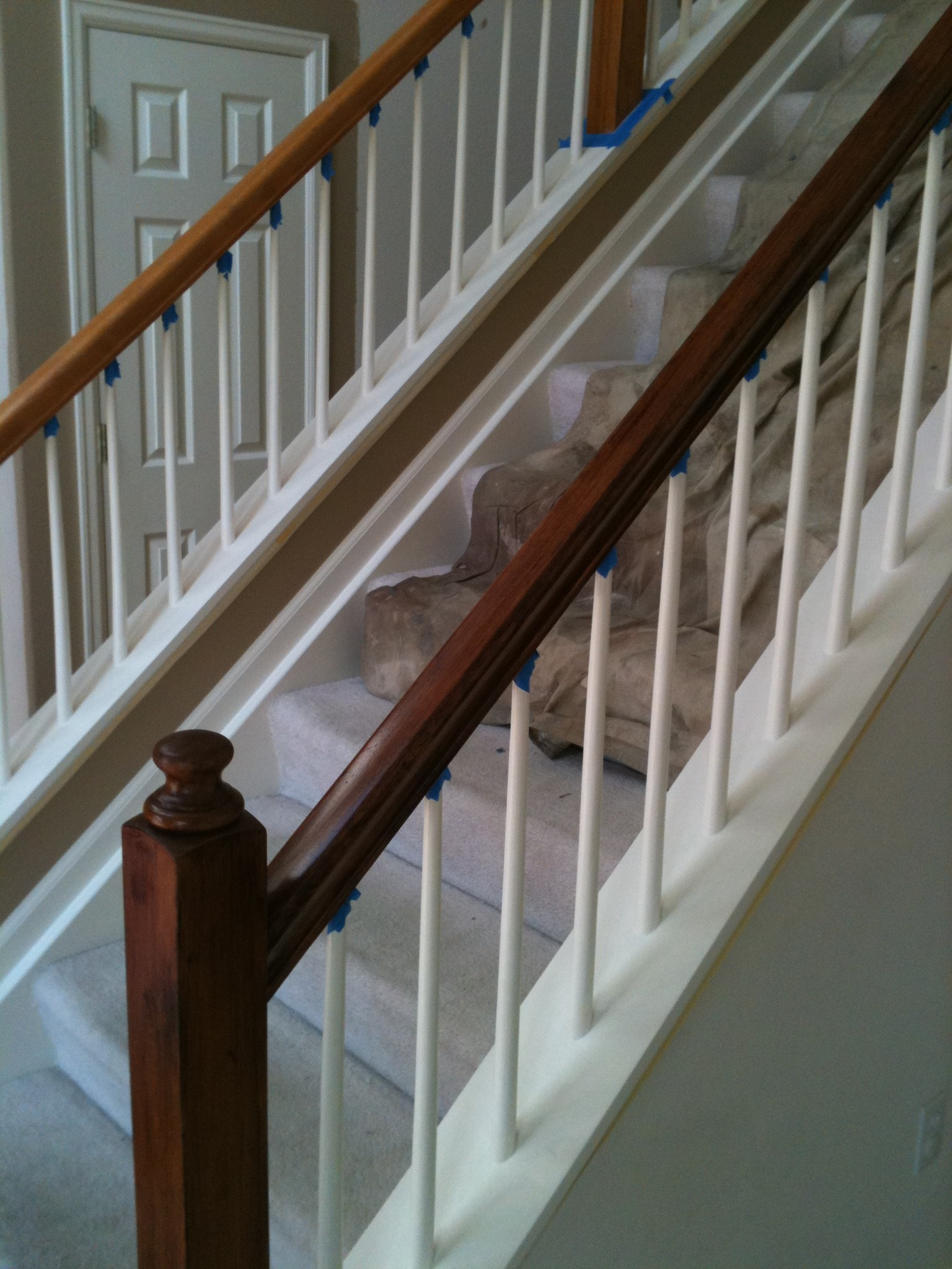 Gel Staining (Glazing) to Darken Wood Cabinets or Doors ...