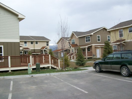 Exterior Painting - Frisco, Colorado - Commercial Paint Company