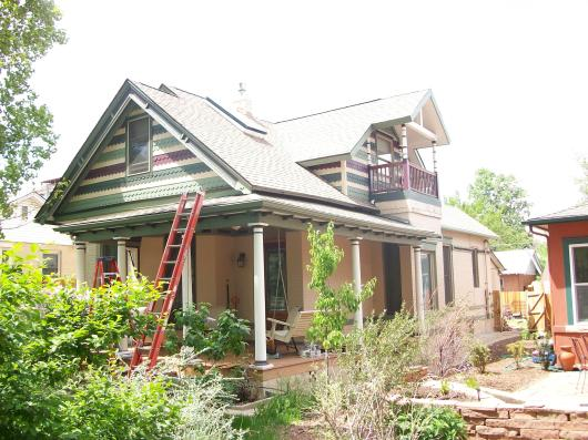 Exterior Painting - Victorian - Specialized