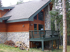 Exterior Stain Contractor - Blue River, Colorado