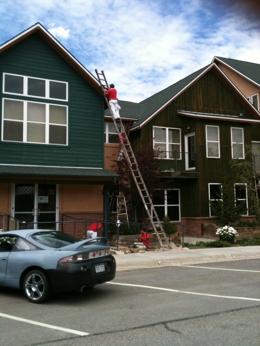 Commercial Painting - Frisco Colorado