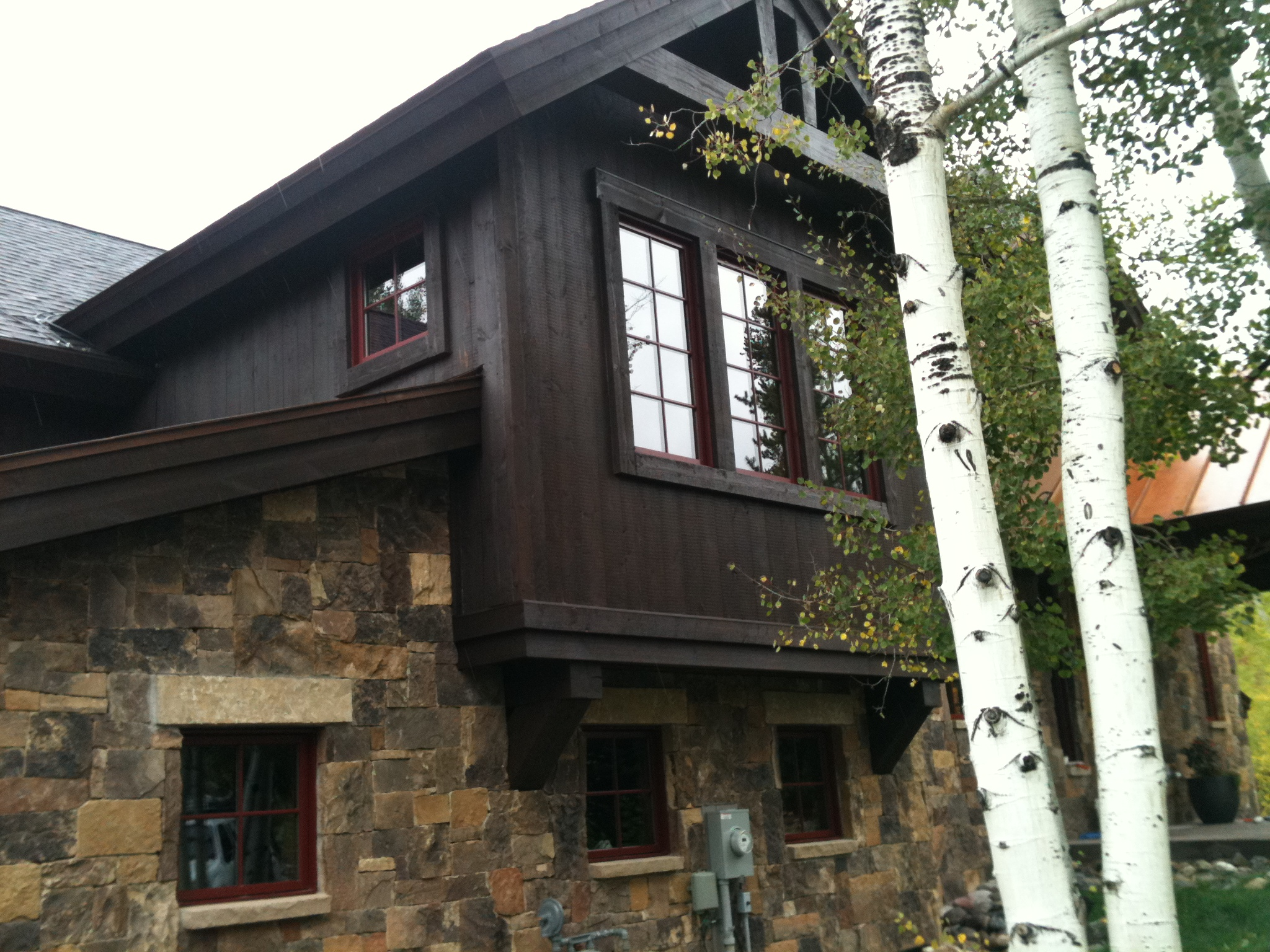 Images About Exterior On Pinterest Log Homes Cabin And Log Cabins. Full resolution‎  photo, nominally Width 2048 Height 1536 pixels, photo with #846947.