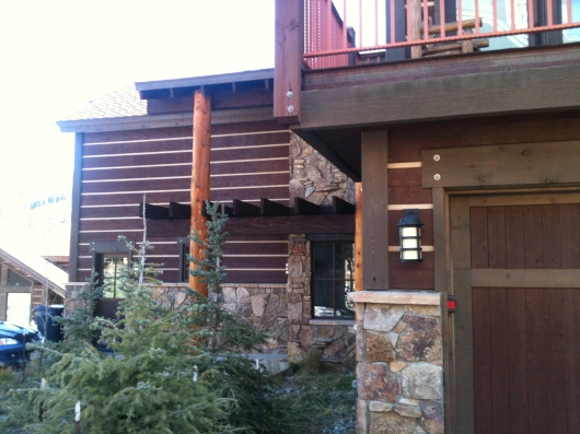 Copper Mountain Exterior house stain company