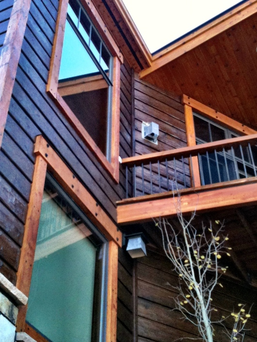 Sikkens exterior house staining summit county colorado