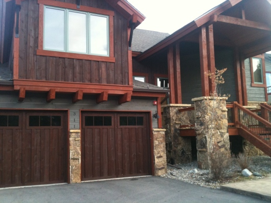 Exterior House Staining in Keystone Colorado